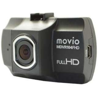ドライブレコーダー MDVR104FHD [一体型 /Full HD(200万画素) /駐車監視機能付き]