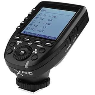 X Pro C TTL 対応フラッシュトリガー キヤノン用