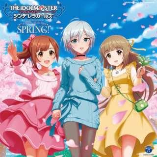 (ゲーム・ミュージック)/ THE IDOLM@STER CINDERELLA GIRLS MASTER SEASONS SPRING! 【CD】