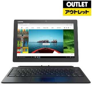 【アウトレット品】 12.2型ノートPC[Win10 Home・Core i3・SSD 128GB・メモリ 4GB・Office Home & Business] Ideapad (アイデアパッド )Miix 510 80U10010JP 【生産完了品】
