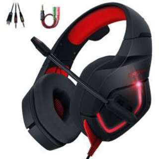 GAMING HEADSET RED