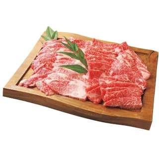 「徳志満」近江牛カルビ焼肉 約500g 【お肉ギフト】 ※冷凍