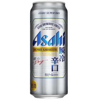スーパードライ 瞬冷辛口 (500ml/24本)【ビール】