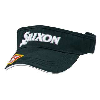 Men s golf visor SRIXON visor pro model (adjustable size  54 - 60cm  black)  SMH6332X e7b1c0b7735