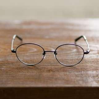 メガネ eye wear AT-WE-06(49)(BK) ブラック [度付き /超薄型 /屈折率1.67 /非球面]
