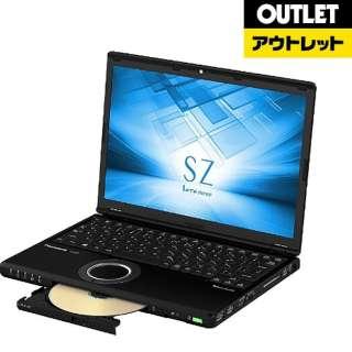 【アウトレット品】 CF-SZ6QFMQR ノートパソコン Let's note(レッツノート)SZシリーズ [12.1型 /intel Core i7 /SSD:256GB /メモリ:8GB /2017年10月モデル] 【生産完了品】
