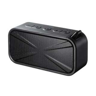 MM-SPBT3BK ブルートゥース スピーカー [Bluetooth対応 /防水]