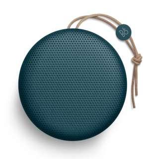 BEOPLAY-A1STEELBLUE ブルートゥース スピーカー スティールブルー [Bluetooth対応]