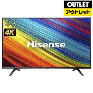 【アウトレット品】 液晶テレビ [43V型 /4K対応]  HJ43N3000 【外装不良品】