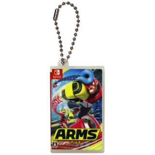 Nintendo Switch専用カードポケットmini ARMS 【Switch】