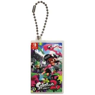 Nintendo Switch専用カードポケットmini スプラトゥーン2 【Switch】