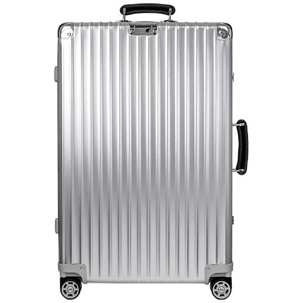 軽量スーツケース 60L CLASSIC FLIGHT(クラシックフライト) シルバー 971.63.00.4 [TSAロック搭載]