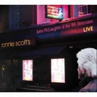ジョン・マクラフリン(g)/ Live at Ronnie Scott's 【CD】