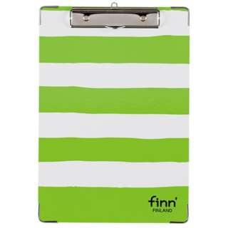 [クリップボード]フィンダッシュ クリップボード(A4-E) FINN-7795-39 ライム FINN-7795-39 ライム
