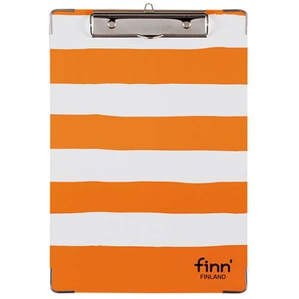 [クリップボード]フィンダッシュ クリップボード(A4-E) FINN-7795-53 パンプキン FINN-7795-53 パンプキン