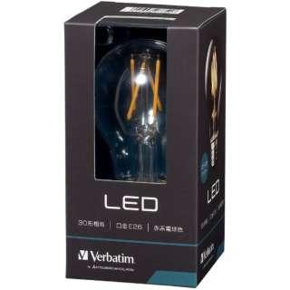 LDA4R-G/FCV1 LED電球 バーベイタム(Verbatim) [E26 /電球色 /1個 /30W相当 /一般電球形 /全方向タイプ]