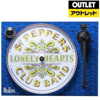 【アウトレット品】 レコードプレーヤー Essential III サージェント・ペパーズ・ドラム ESSENTIAL-3SGT 【再調整品】