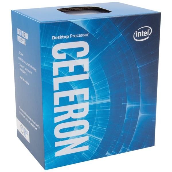 Celeron G4900 BOX 製品画像