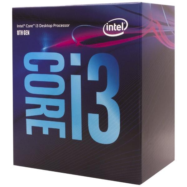 Core i3 8300 BOX
