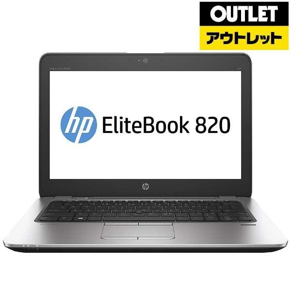 【アウトレット品】 12.5型 ノートPC[Win10 Pro・Core i5・SSD 128GB・メモリ 4GB] EliteBook 820 G3 2RP70PA#ABJ 【生産完了品】