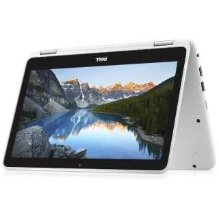 MI21C-8HLW ノートパソコン Inspiron 11 3000 3185 2-in-1 ホワイト [11.6型 /AMD Aシリーズ /eMMC:32GB /メモリ:4GB /2018年春モデル]