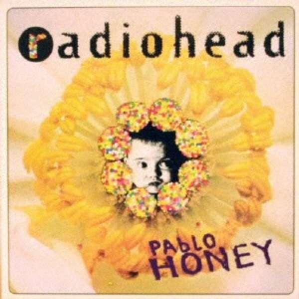 レディオヘッド/ Pablo Honey 【CD】