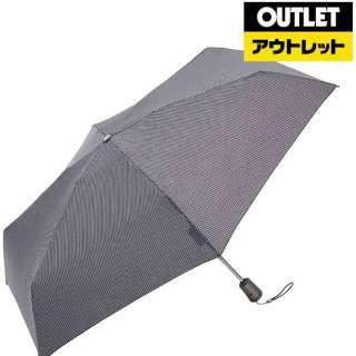 【アウトレット品】 折りたたみ傘 TITAN(タイタン) トゥースチェック 8661W81 【数量限定品】