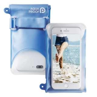 c09d604da5 スマートフォン用[幅 75mm/5.5インチ]防水ケース セルフィー特化 P-. エレコム ELECOM