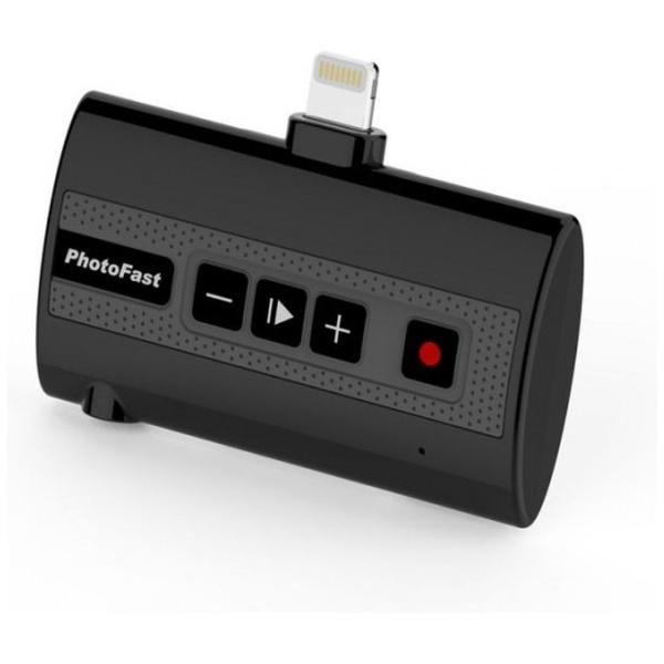 iOS専用 PhotoCube 【送料無料】 PHOTOFAST microSDカードリーダー
