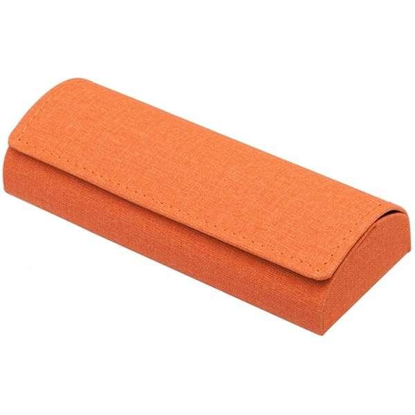 メガネケース(オレンジ)HY-8061