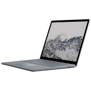 Surface Laptop[13.5型/SSD:256GB /メモリ:8GB /IntelCore i7/プラチナ/2018年4月モデル]DAJ-00084 ノートパソコン サーフェス ラップトップ