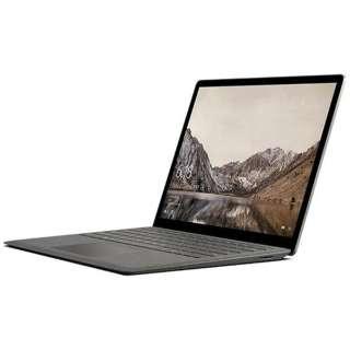 Surface Laptop[13.5型/SSD:256GB /メモリ:8GB /IntelCore i7/ グラファイトゴールド/2018年2月モデル]DAJ-00085 ノートパソコン サーフェス ラップトップ