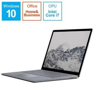 Surface Laptop[13.5型/SSD:1TB /メモリ:16GB/IntelCore i7/プラチナ/2018年2月モデル]EUP-00024 ノートパソコン サーフェス ラップトップ