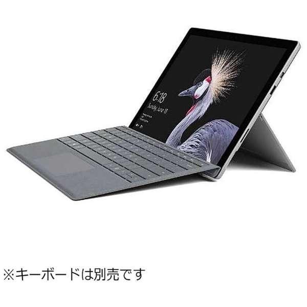 Surface Pro[12.3型 /SSD:1TB /メモリ:16GB/IntelCore i7/シルバー/2018年2月モデル]FKK-00031 Windowsタブレット サーフェスプロ