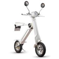 電動バイクBLAZE SMART EV(ホワイト) 【沖縄と離島を除く】
