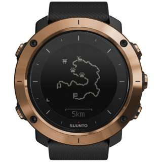 【正規品】SUUNTO TRAVERSE ALPHA COPPER SS023443000
