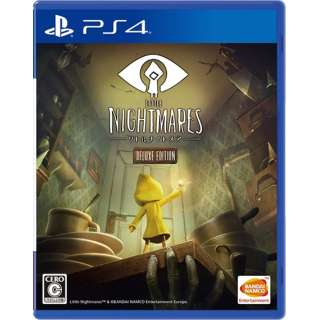 LITTLE NIGHTMARES-リトルナイトメア- Deluxe Edition 【PS4】