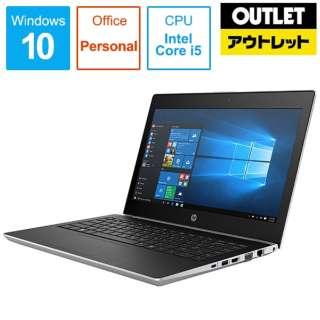 【アウトレット品】 13.3型ノートPC [Office付・Core i5・SSD256GB・メモリ4GB・Microsoft Office付 Personal]HP ProBook 430 G5 2YZ04AV-AADI 【生産完了品】
