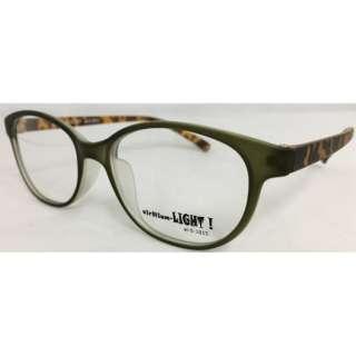 【度付き】airNium-LIGHT! メガネセット(マットカーキ×マットデミブラウン)al5-1015-4 [超薄型/屈折率1.67/非球面]