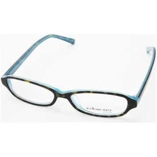 【度付き】airNium-easy メガネセット(ブラウンデミ×ブルーホワイト)ae1-103-4 [超薄型/屈折率1.67/非球面]