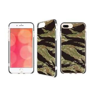 PRISMART foriPhone8Plus/7Plus/6sPlus/6Plus/ミリタリータイガー