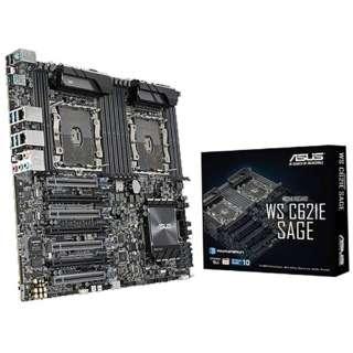 マザーボード  Xeonスケーラブルプロセッサ対応 C621チップセット搭載 EEB WS C621E SAGE