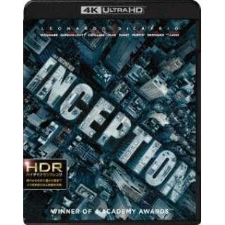 インセプション 4K ULTRA HD&ブルーレイセット 【Ultra HD ブルーレイソフト】