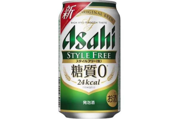 アサヒ「スタイルフリー」350ml/24本