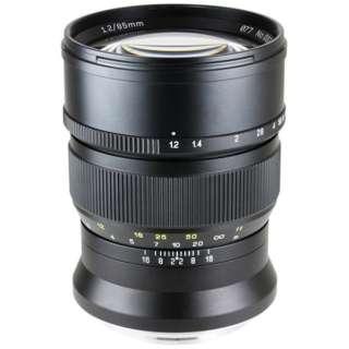 カメラレンズ 85mm F1.2 SPEEDMASTER ブラック [FUJIFILM X /単焦点レンズ]