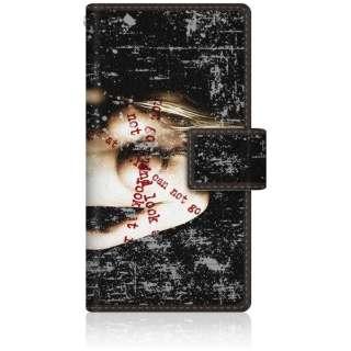 CaseMarket iPod-touch6 スリム手帳型ケース レディー ヌード アメリカン ロックンロール キュート iPod-touch6-BCM2S2122-78