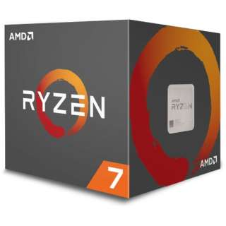 〔CPU〕 AMD Ryzen 7 2700X with Wraith Prism cooler YD270XBGAFBOX