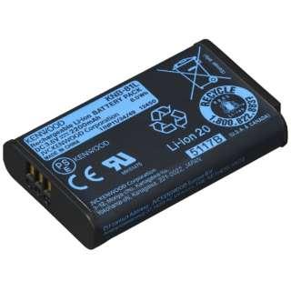 リチウムイオンバッテリーパック KNB-81L