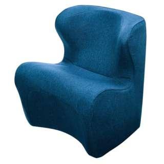 姿勢サポートチェア 「Style Dr.CHAIR Plus(スタイルドクターチェアプラス)」 BS-DP2244F-A ブルー