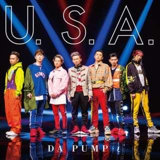 DA PUMP/ USA 初回限定生産盤A 【CD】